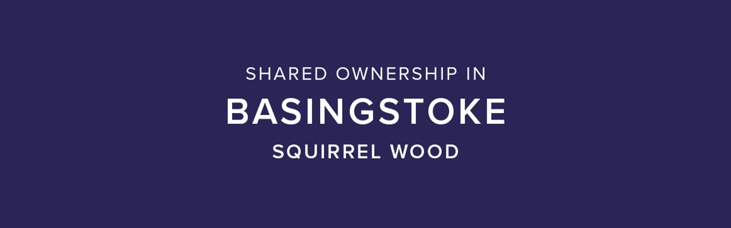 Shared Ownership in Squirrel Wood, Basingstoke