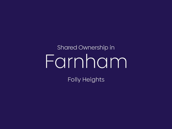 Folly Heights, Farnham